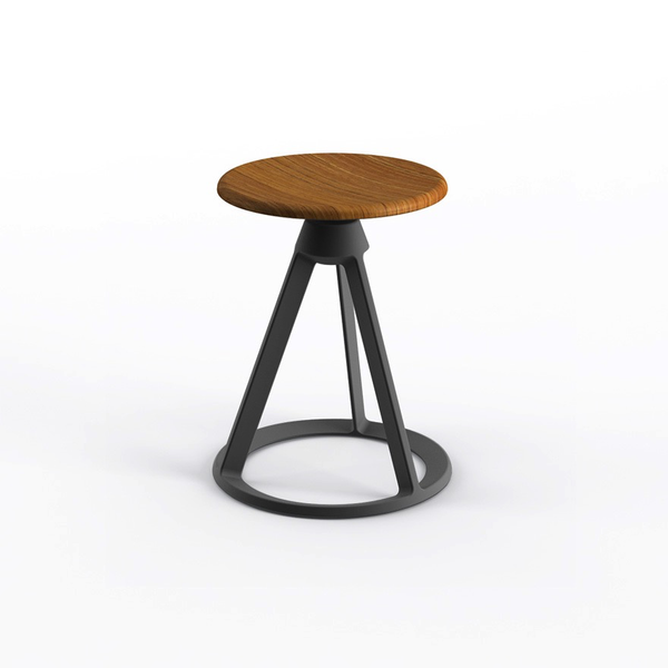 Knoll - Piton™ Fixed Height Stool Outdoor - Lekker Home - 10