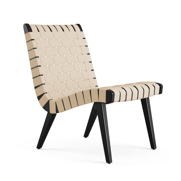 Knoll - Risom Armless Lounge Chair - Lekker Home - 15