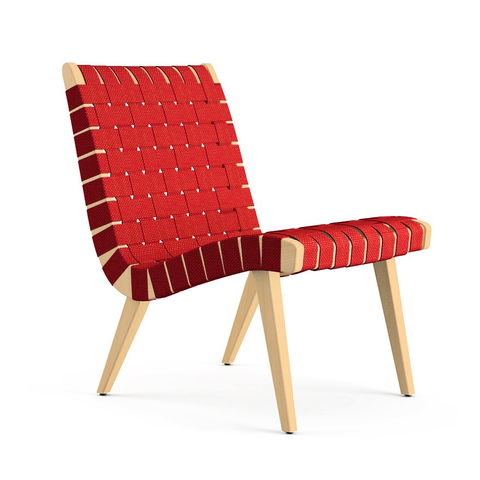 Knoll - Risom Armless Lounge Chair - Lekker Home