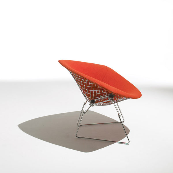 Knoll - Bertoia Diamond Chair with Full Cover - Lekker Home - 4
