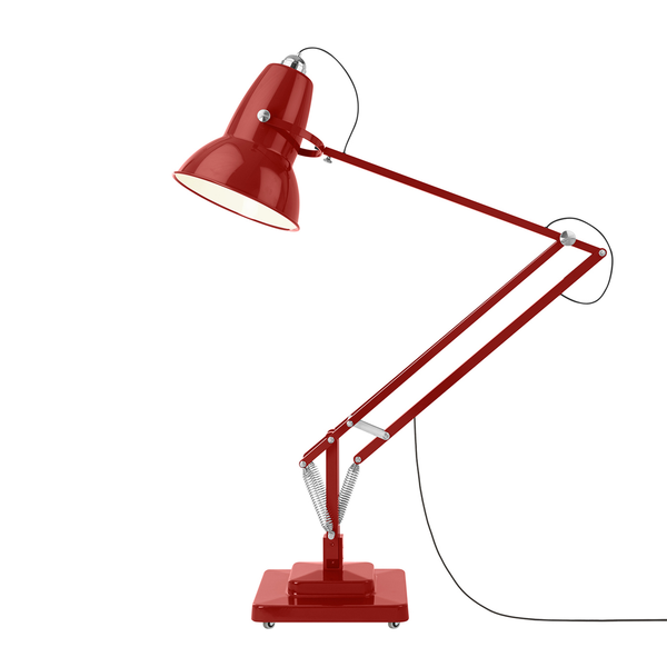Anglepoise - Original 1227™ Giant Floor Lamp Outdoor - Gloss Crimson Red / One Size - Lekker Home