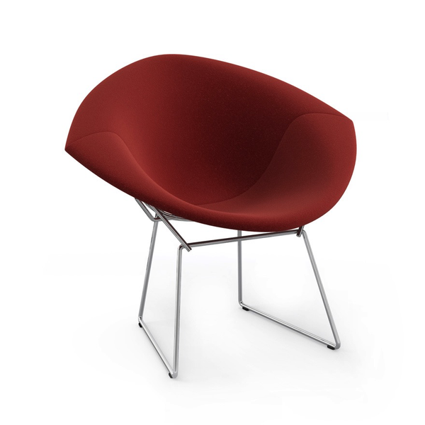 Knoll - Bertoia Diamond Chair with Full Cover - Lekker Home - 7