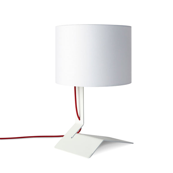 Blu Dot - Bender Table Lamp - White / One Size - Lekker Home