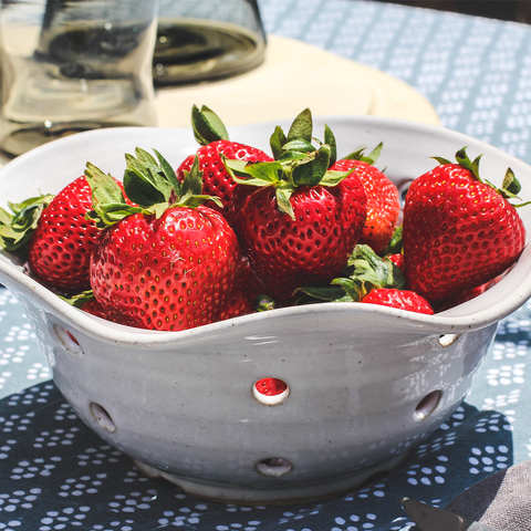 Farmhouse Pottery - Windrow Berry Bowl - Lekker Home