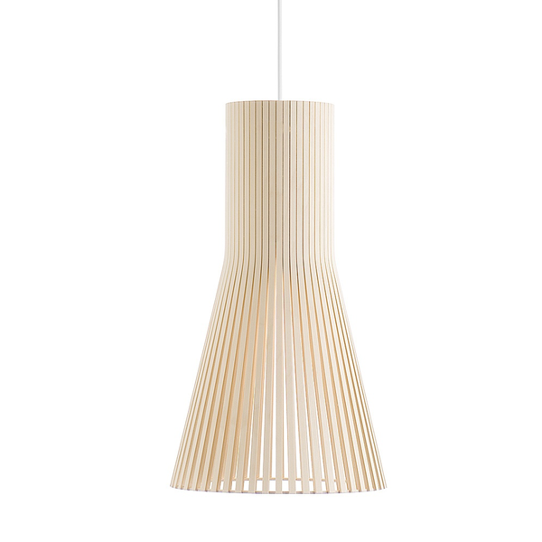 Secto Design - Secto 4201 Pendant - Natural Birch / One Size - Lekker Home