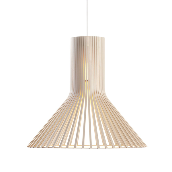 Secto Design - Puncto 4203 Pendant - Natural Birch / One Size - Lekker Home