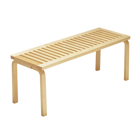 Artek - Bench 153A - Natural Lacquered / One Size - Lekker Home