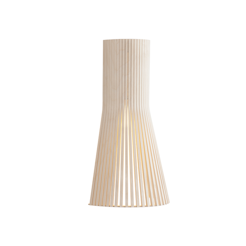 Secto Design - Secto 4231 Wall Lamp - Natural Birch / One Size - Lekker Home