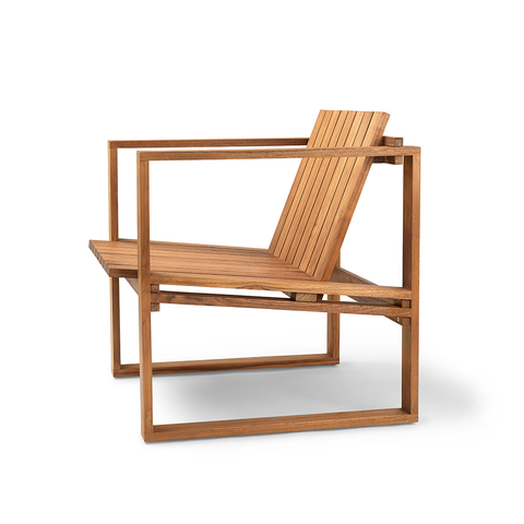 Carl Hansen - BK11 Lounge Chair - Default - Lekker Home