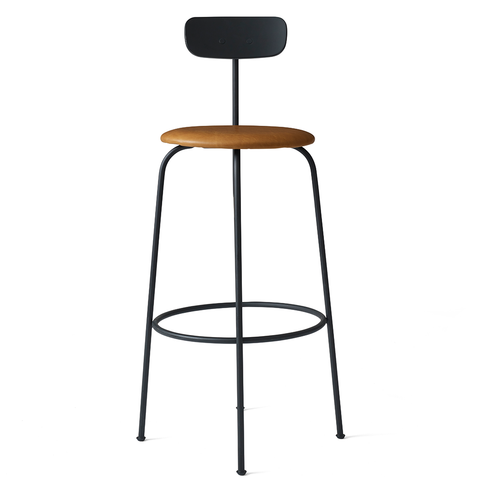 Menu A/S - Afteroom Barstool - Black / Non-Upholstered - Lekker Home