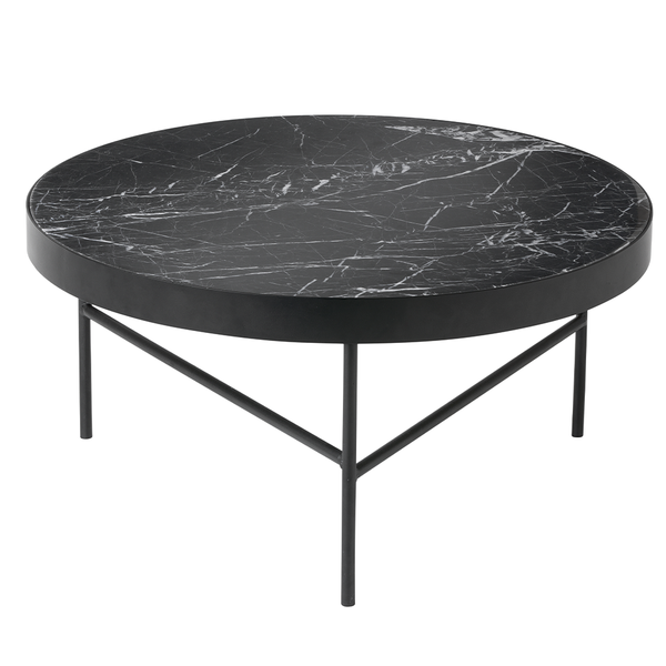 Ferm Living - Marble Table - Lekker Home