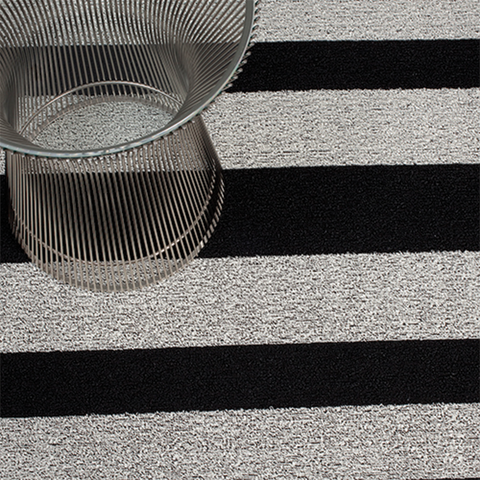 Chilewich - Bold Stripe Shag Indoor/Outdoor Mat - Lekker Home