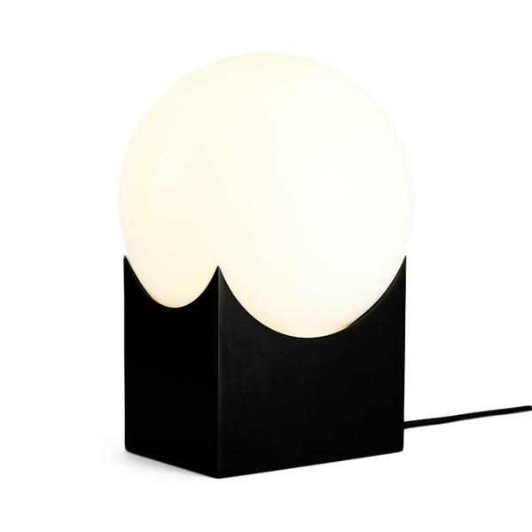 Roll & Hill - Atlas 01 Table Lamp - Blackened Brass / One Size - Lekker Home