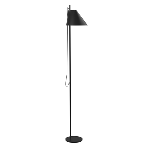 Louis Poulsen - Yuh Floor Lamp - White / One Size - Lekker Home