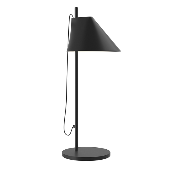 Louis Poulsen - Yuh Table Lamp - Black / One Size - Lekker Home