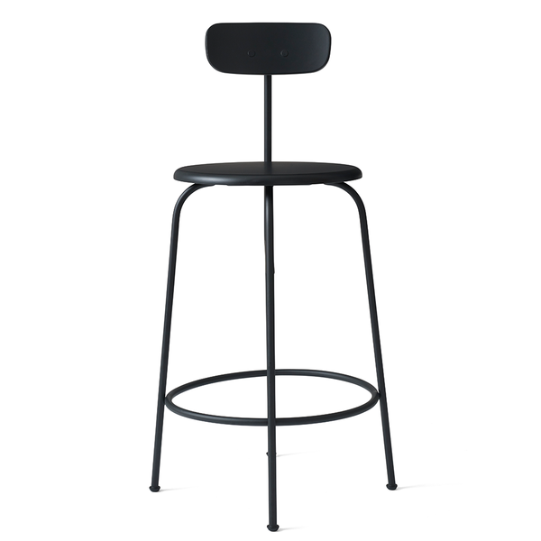 Menu A/S - Afteroom Counter Stool - Black / Non-Upholstered - Lekker Home