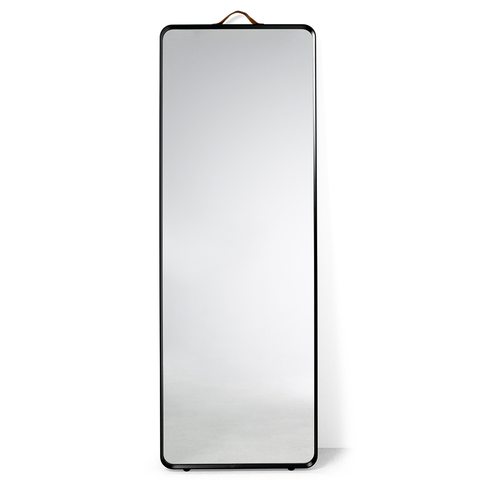 Menu A/S - Norm Floor Mirror - White / One Size - Lekker Home