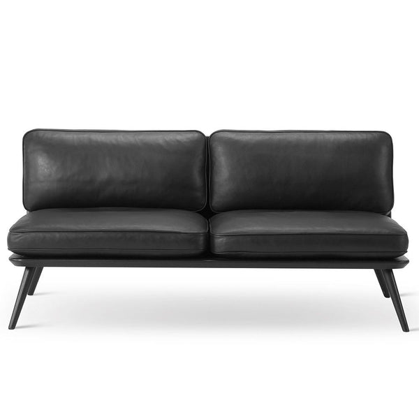 Fredericia - Spine Sofa - Rime 981 / Black on Ash - Lekker Home
