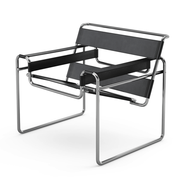 Wassily Chair By Knoll Lekker Home