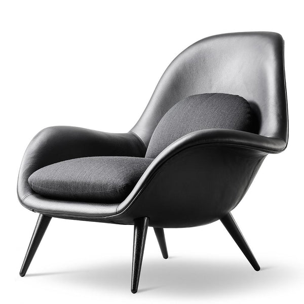 Fredericia - Swoon Lounge Chair - Lekker Home
