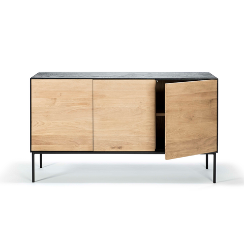 Ethnicraft NV - Blackbird Sideboard - One color / 3 Doors - Lekker Home