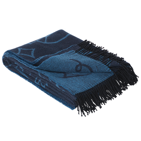 Fritz Hansen - Jaime Hayon Blue Throw - Lekker Home