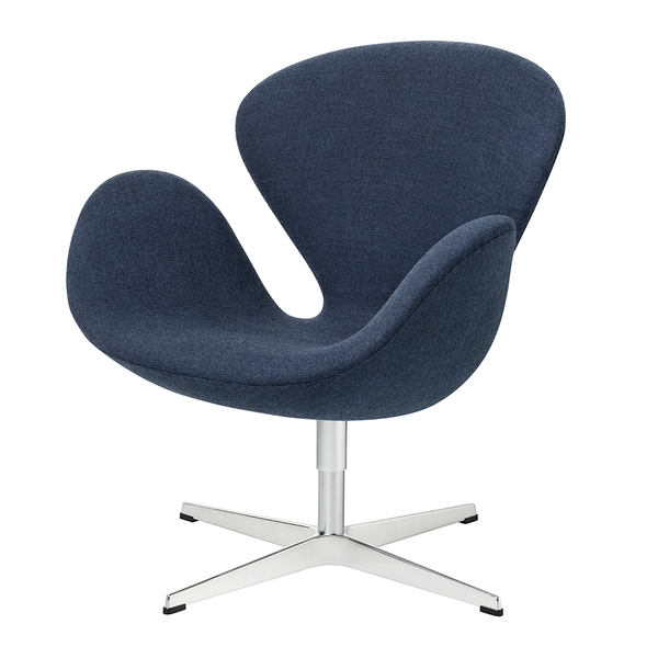 Fritz Hansen - Swan™ Chair - Dark Orange / One Size - Lekker Home