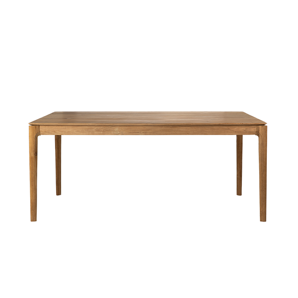 "Ethnicraft NV - Bok Dining Table - Teak / 71"" - Lekker Home"