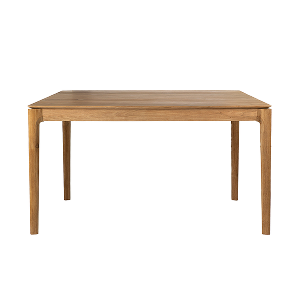 "Ethnicraft NV - Bok Dining Table - Teak / 55"" - Lekker Home"