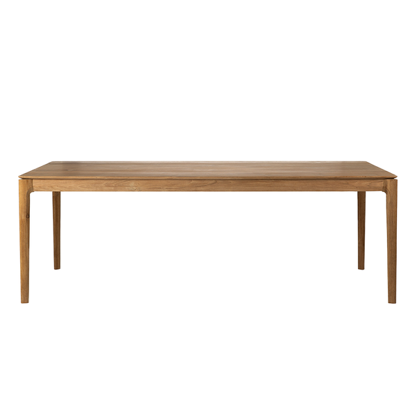 "Ethnicraft NV - Bok Dining Table - White Oak / 55"" - Lekker Home"