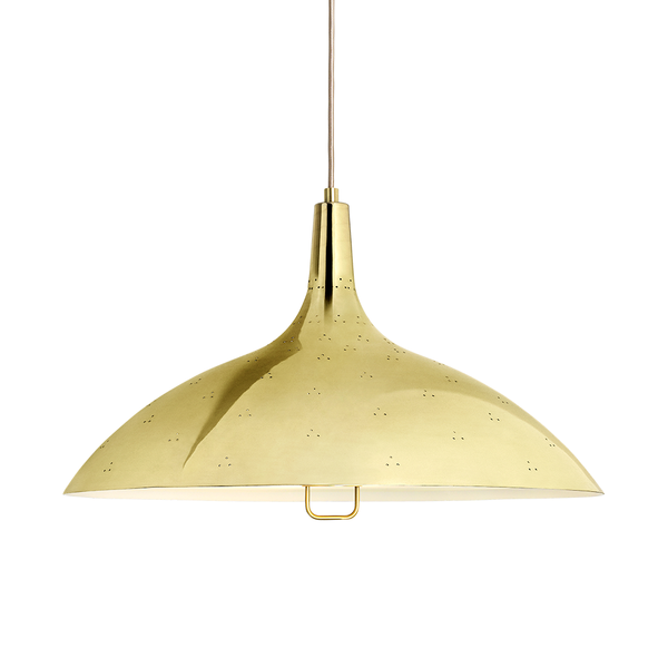 GUBI - 1965 Pendant - Polished Brass / One Size - Lekker Home