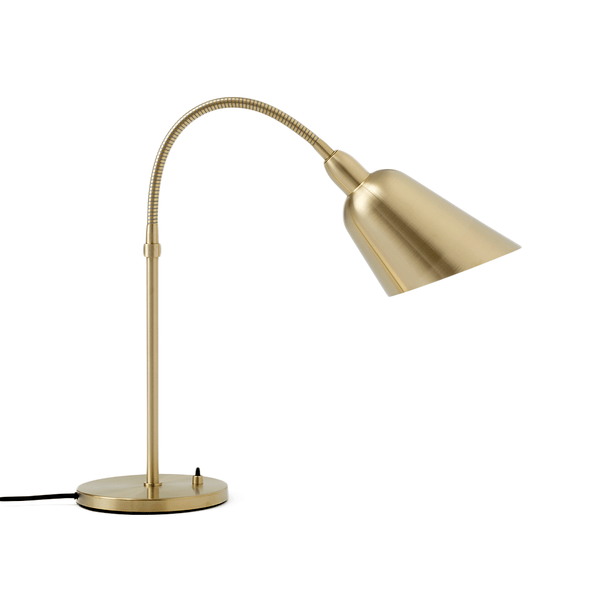 &Tradition - Bellevue Table Lamp - Brass / One Size - Lekker Home