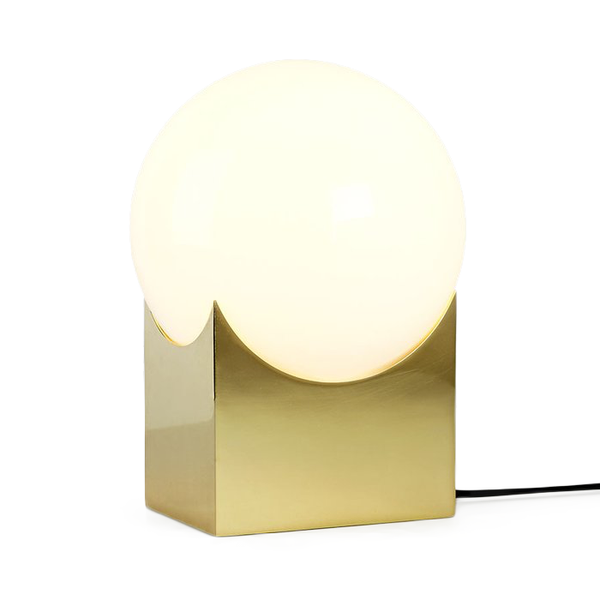 Roll & Hill - Atlas 01 Table Lamp - Polished Brass / One Size - Lekker Home