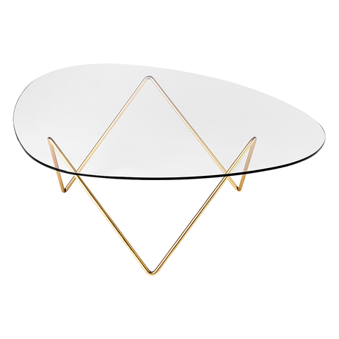 GUBI - Pedrera Coffee Table - Lekker Home