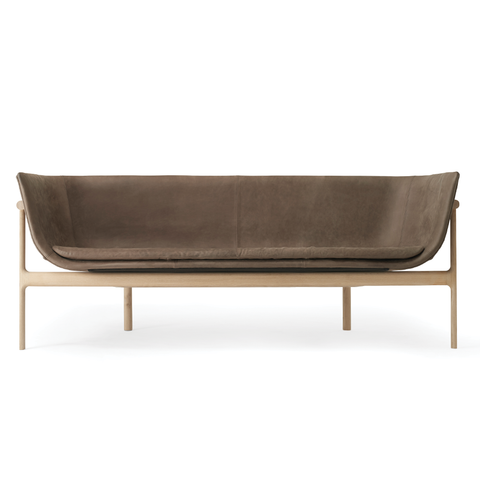 Menu A/S - Tailor Sofa - Light Grey / Natural Oak - Lekker Home