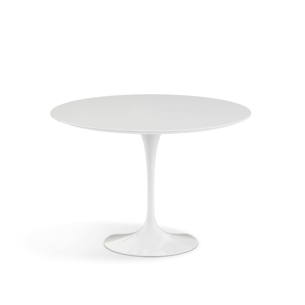 "Knoll - Saarinen Dining Table 42"" Round - Lekker Home - 10"