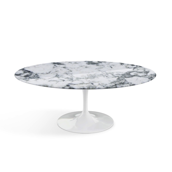 Knoll - Saarinen Coffee Table Oval - Lekker Home - 9