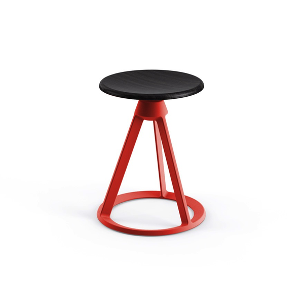 Knoll - Piton™ Fixed Height Stool - Lekker Home - 11