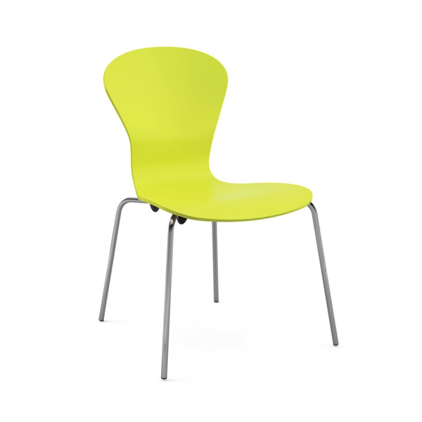 Knoll - Sprite Armless Stacking Chair - Lekker Home - 6