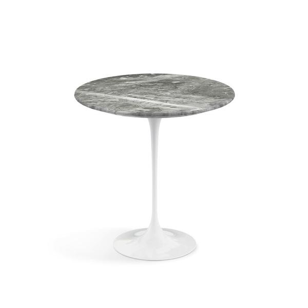 "Knoll - Saarinen Side Table 20"" Round - Lekker Home - 11"