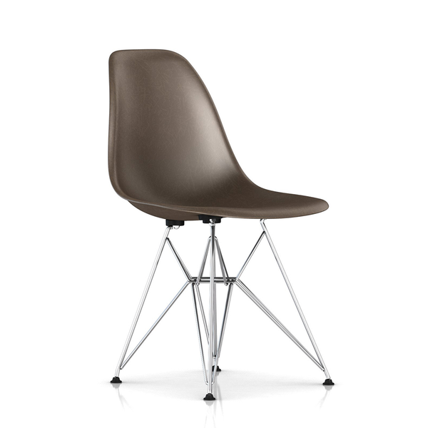 Herman Miller - Eames® Molded Fiberglass Side Chair - Wire Base - Lekker Home - 18