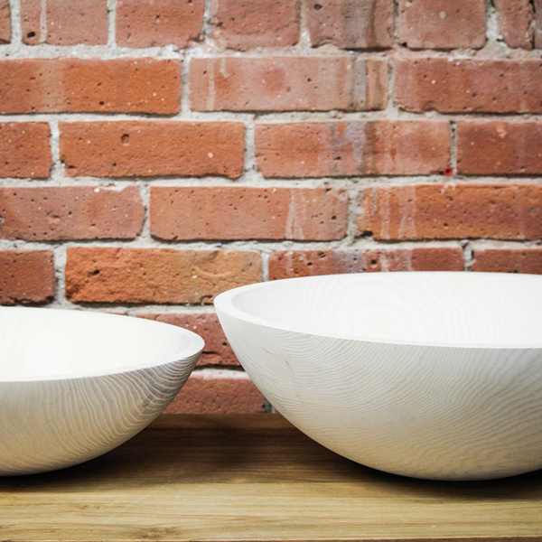 Farmhouse Pottery - Crafted Wooden Bowls - Lekker Home