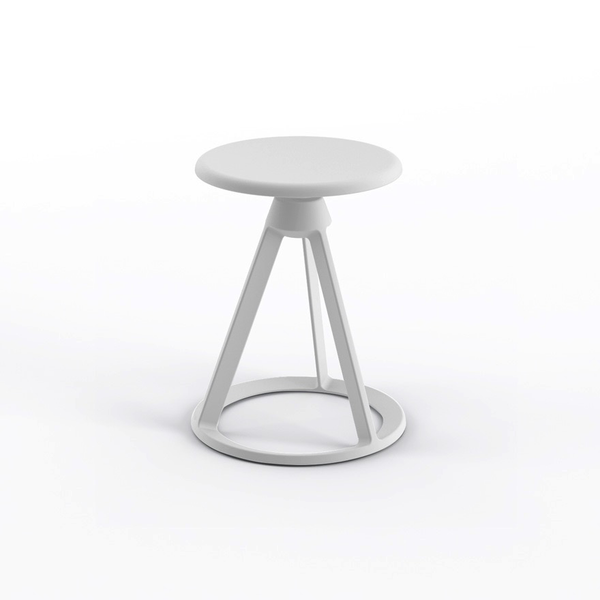 Knoll - Piton™ Fixed Height Stool Outdoor - Lekker Home - 14