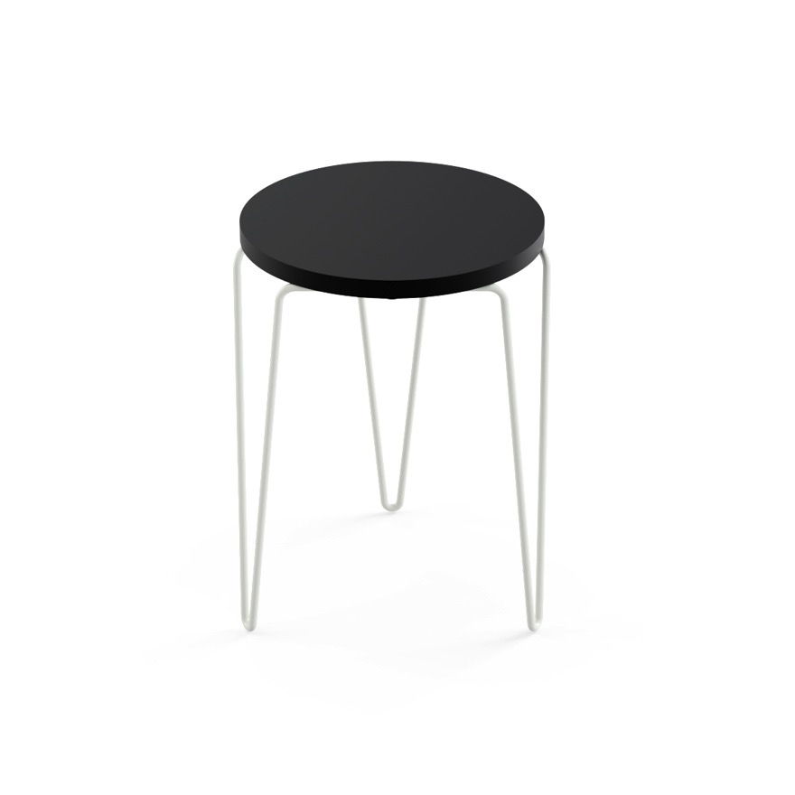 Hairpin Stacking Table By Knoll Lekker Home