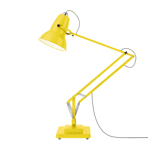 Anglepoise - Original 1227™ Giant Floor Lamp Outdoor - Gloss Citrus Yellow / One Size - Lekker Home