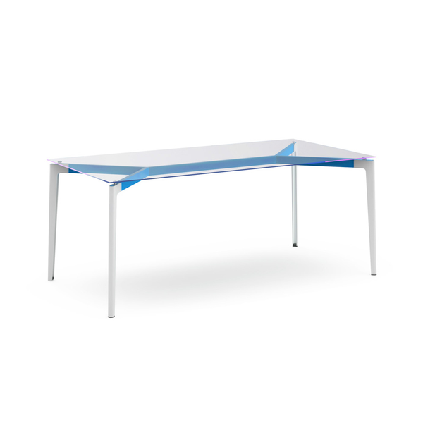 "Knoll - Stromborg Table 72"" - Lekker Home - 11"