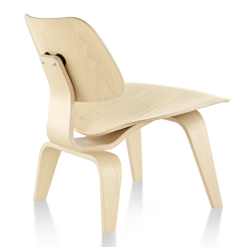 Herman Miller - Eames® Molded Plywood Lounge Chair - Wood Base - Lekker Home