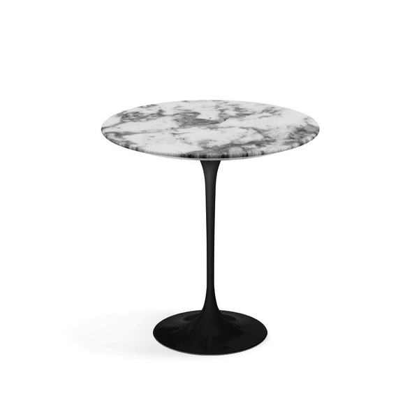 "Knoll - Saarinen Side Table 20"" Round - Lekker Home - 9"