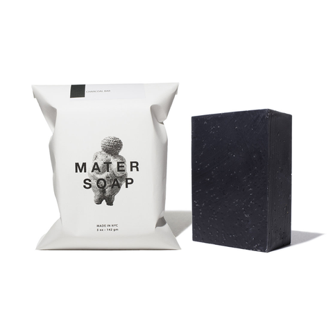 Mater Soap - Charcoal Bar Soap - Lekker Home