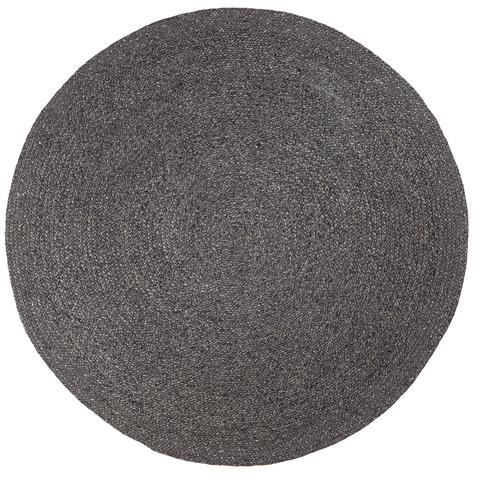 Armadillo & Co - Braid Weave Rug - Charcoal / 6' - Lekker Home